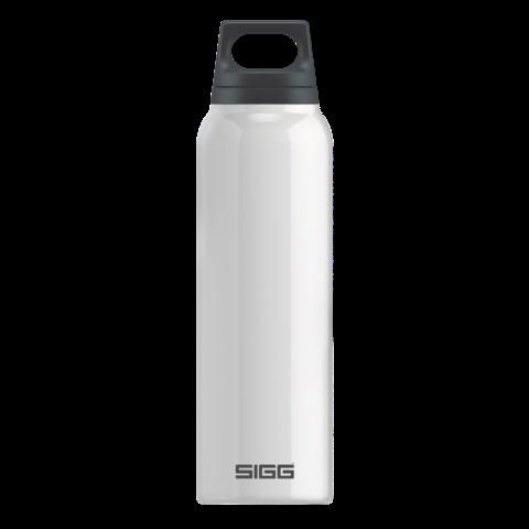 Термобутылка Sigg H&C (0,5 литра), белая