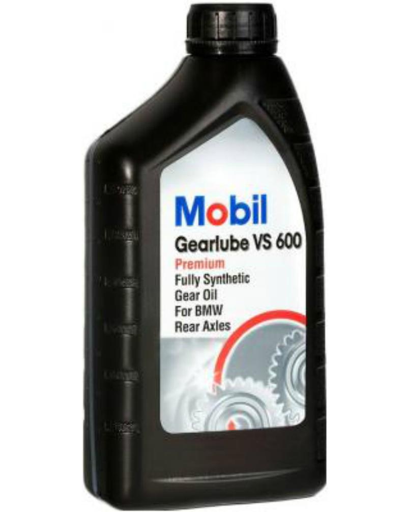 Gearlube VS 600  75W90 Синтетическое масло для задних мостов и дифференциалов в BMW