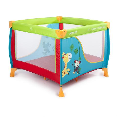 Манеж Hauck Sleep`n Play SQ напрокат