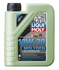 НС-синтетическое моторное масло Molygen New Generation 10W-30 1л