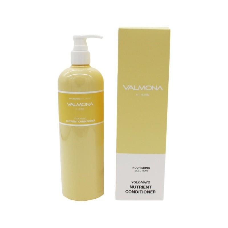 "VALMONA Кондиционер для волос VALMONA ""ПИТАНИЕ Nourishing Solution Yolk-Mayo Nutrient Conditioner, 480 мл"" 1564740275_18.1800x1200w.jpg"