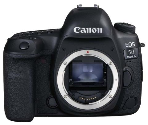 Цифровой зеркальный фотоаппарат Canon EOS 5D Mark IV body