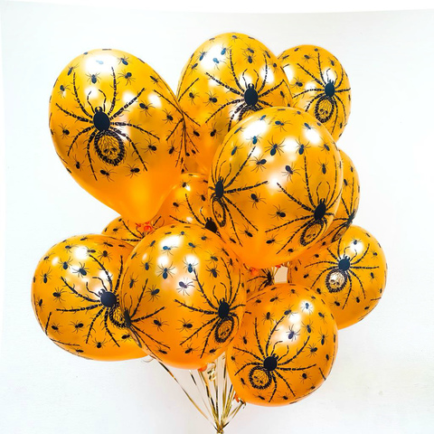 Воздушные шары Пауки