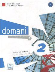 Domani 2 (libro +CD Audio +DVD)