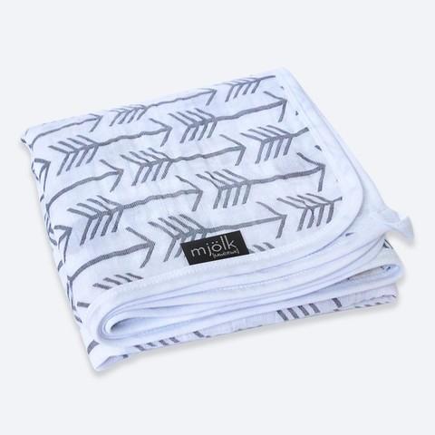Муслиновое одеяло Mjölk Стрелы
