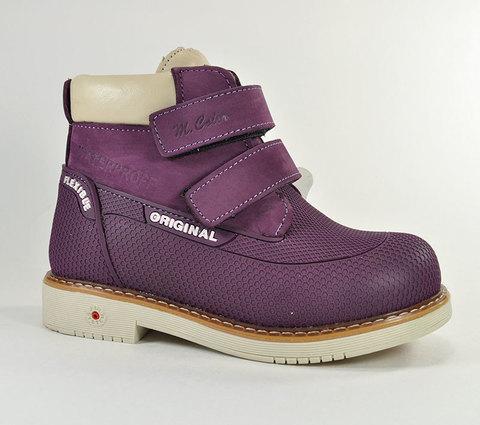 Ботинки утепленные Minicolor 750-28-1