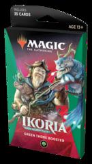 Тематический зелёный бустер выпуска «Ikoria» (английский)