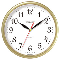 Часы настенные Troyka 91971913 (22.5х22.5х3.7 см)