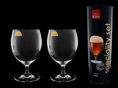 Набор бокалов для пива «Speciality set», в тубусе