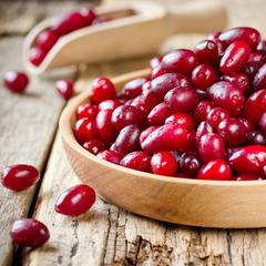 Кизил (ягоды свежие) / 500 гр