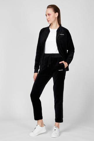 Женские черные спортивные брюки UFLB-PANSHIN Diesel