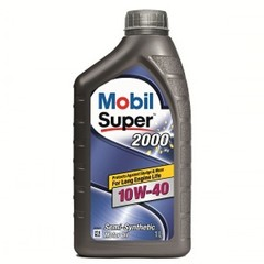 Mobil Super™ 2000 X1 10W-40