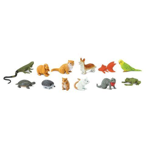 Набор фигурок Домашние питомцы, Safari Ltd.