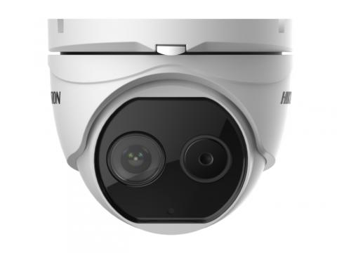 Двухспектральная камера Hikvision DS-2TD1217-6/V1