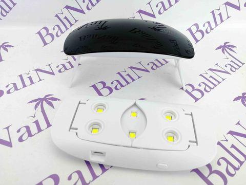 UV/LED Лампа 6W Sun mini, (черная)