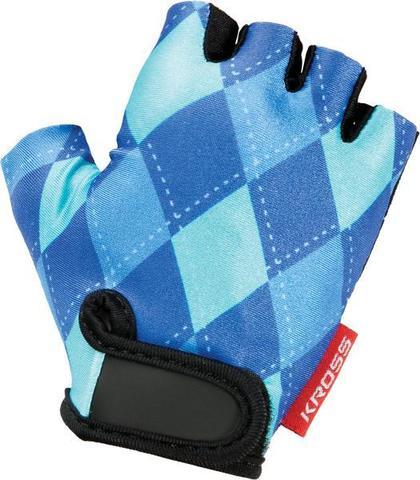 Перчатки JOY S синие