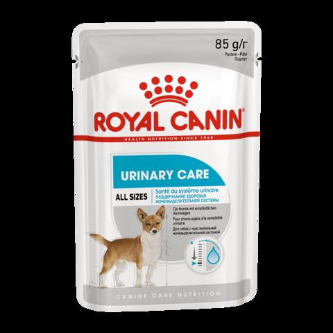 Royal Canin Urinary Care Консервы для собак для профилактики МКБ, Паштет