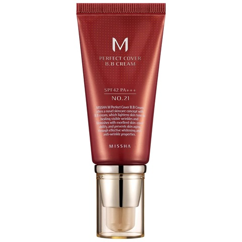 ББ-крем Missha M Perfect Cover BB Cream SPF42