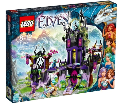 LEGO Elves: Замок теней Раганы 41180 — Ragana's Magic Shadow Castle — Лего Эльфы