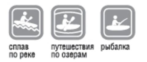 Надувная байдарка Stream Хатанга - 2 Sport