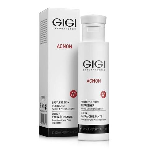 Gigi Acnon Spotless skin refresher Эссенция-Тоник противовосполит., поросужив., 120мл