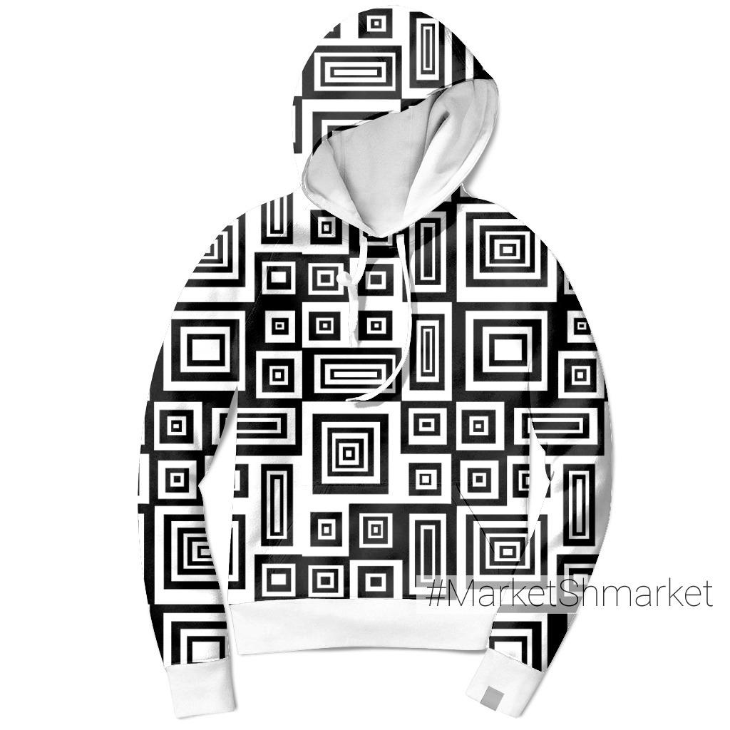 Черно-белые квадраты