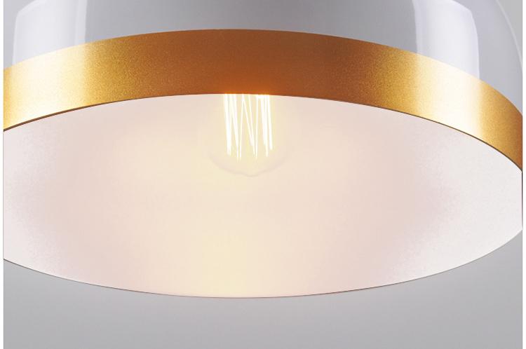 Подвесной светильник копия Glaze by Innermost D32 (латунь)