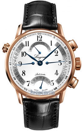 The Longines Heritage Retrograde