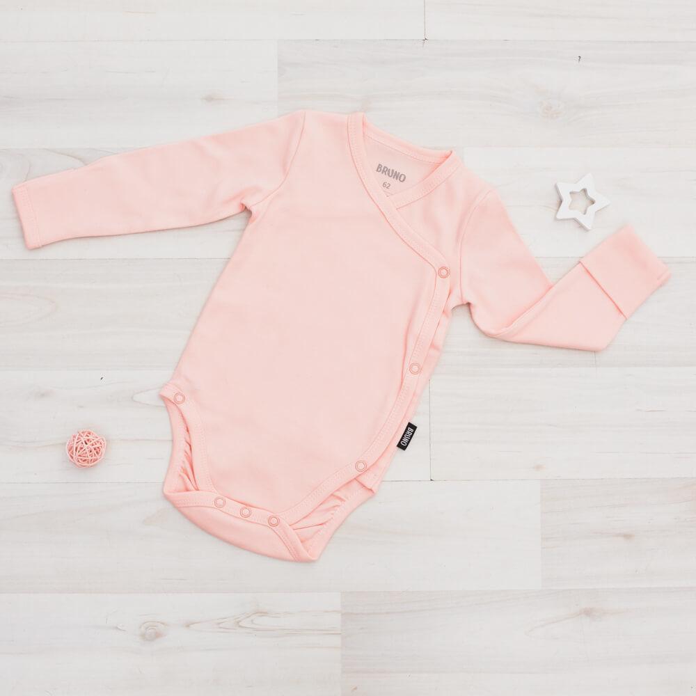 Боди-кимоно «Soft Pink»