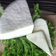 Сыр сулугуни из коровьего молока /250 г./