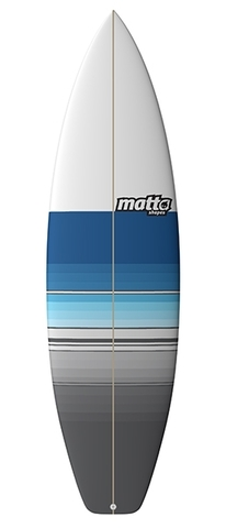 Серфборд Matta Shapes DRV - The Driver 6'4''