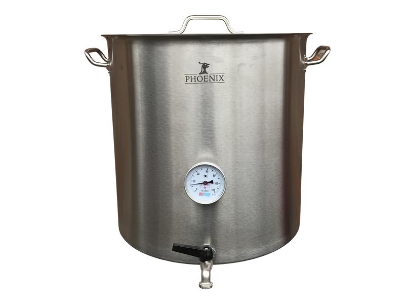 Уценка Сусловарочный котел 21,2 л Пивоварня.ру с краном и термометром (уценка) 11395_G_1514325985282.jpg