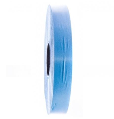 Лента полипропиленовая (размер: 19 мм 100 м), цвет: голубой