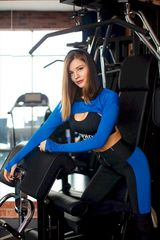 Болеро Euphoria Look at me blue electric