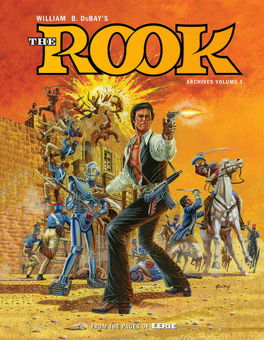 W.B. DuBay's The Rook Archives Volume 1
