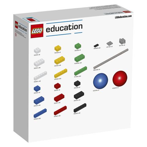 LEGO Education Mindstorms: Комплект World Robot Olympiad (WRO) 45811 — Лего образование Мировая олимпиада роботов