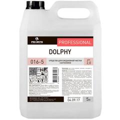 Средство для ежедневной чистки сантехники Pro-Brite Dolphy 5 л (концентрат)