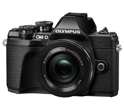 Olympus OM-D E-M10 Mark III Kit EZ 1442 Black