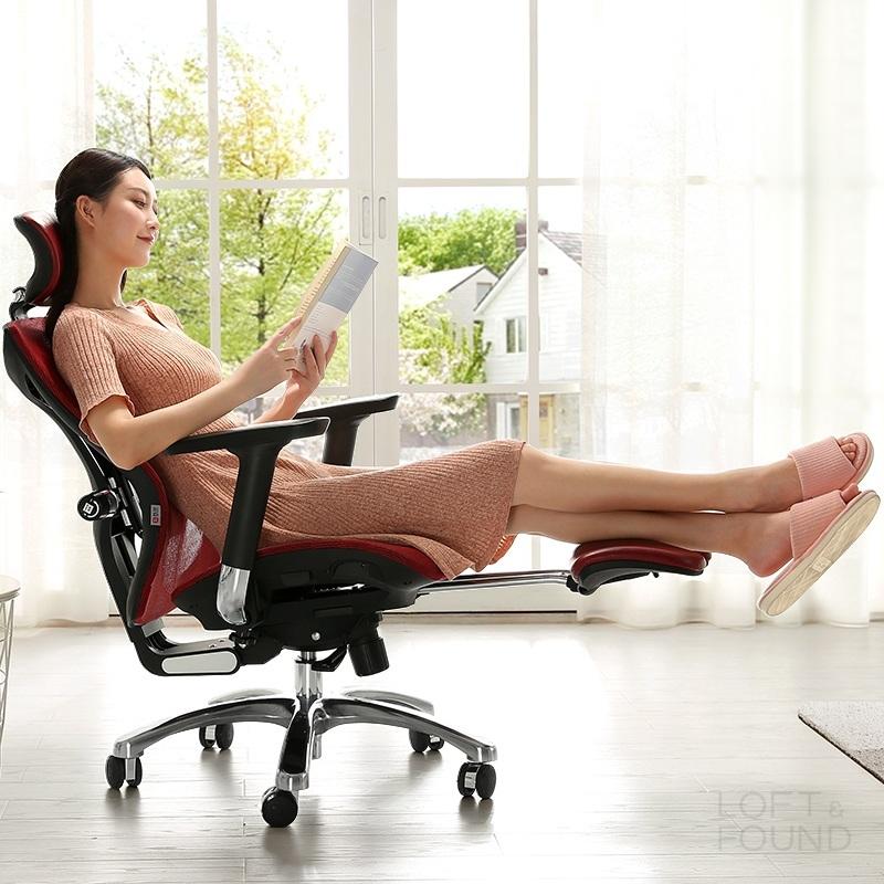 Рабочее кресло Sihoo