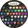 Краска-лак SMAR для создания эффекта эмали, Перламутровая. Цвет №37 Темно-бирюзовый