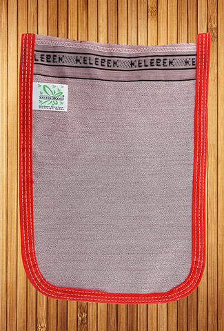 Kelebek, Рукавица КЕСЕ для пилинга розовый (высокая жесткость)