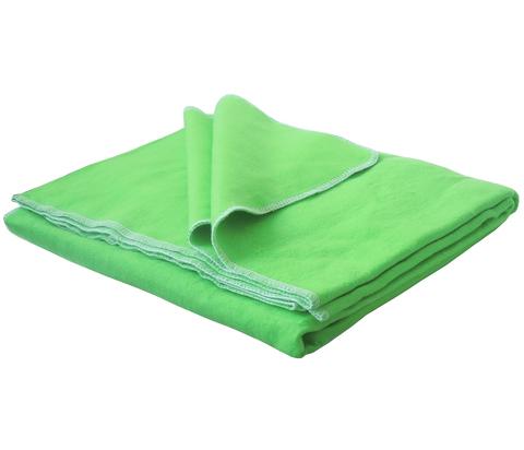 Одеяло байковое Зеленое