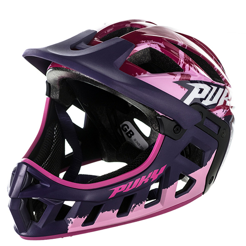 Шлем фулфейс Puky S (50-54) NS91173 pink розовый