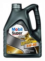 Mobil Super™ 3000 X1 Diesel 5W-40