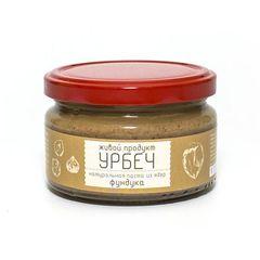 Урбеч из ядер фундука, 225 гр. (Живой продукт)