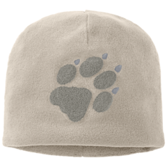 Шапка флисовая Jack Wolfskin Paw Hat grey heather