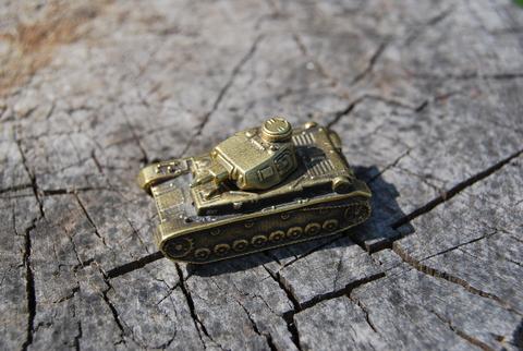 Танк Pz.Kpfw. IV Ausf. D