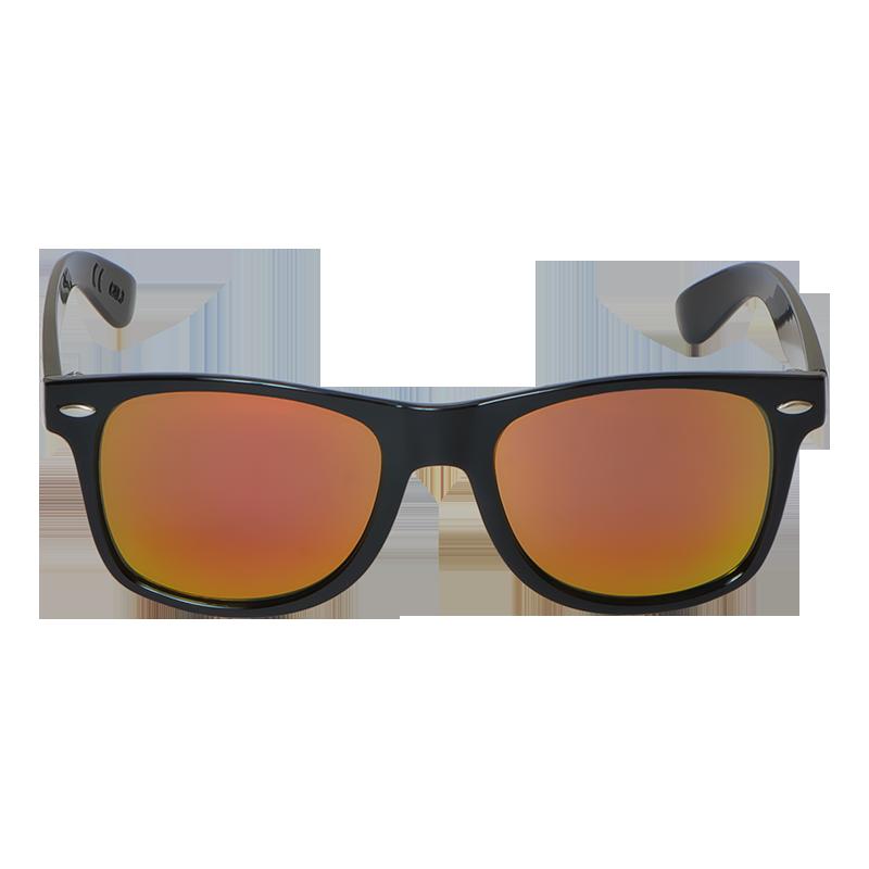 Очки MOD Funky Black/Red Chameleon Mirror Lens