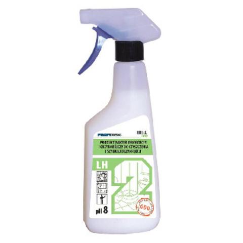 Средство для мытья и дезинфекции водостойких поверхностей Lakma Profimax LH2 0.5 л