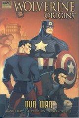 Wolverine: Origins Vol. 4: OUR WAR